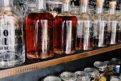 Strawberry gin: Work in progress