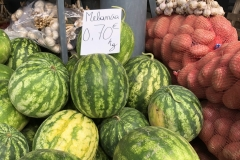 Water melons for sale