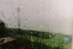Rain in the Azores