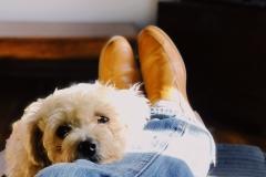 Relaxing with Rita