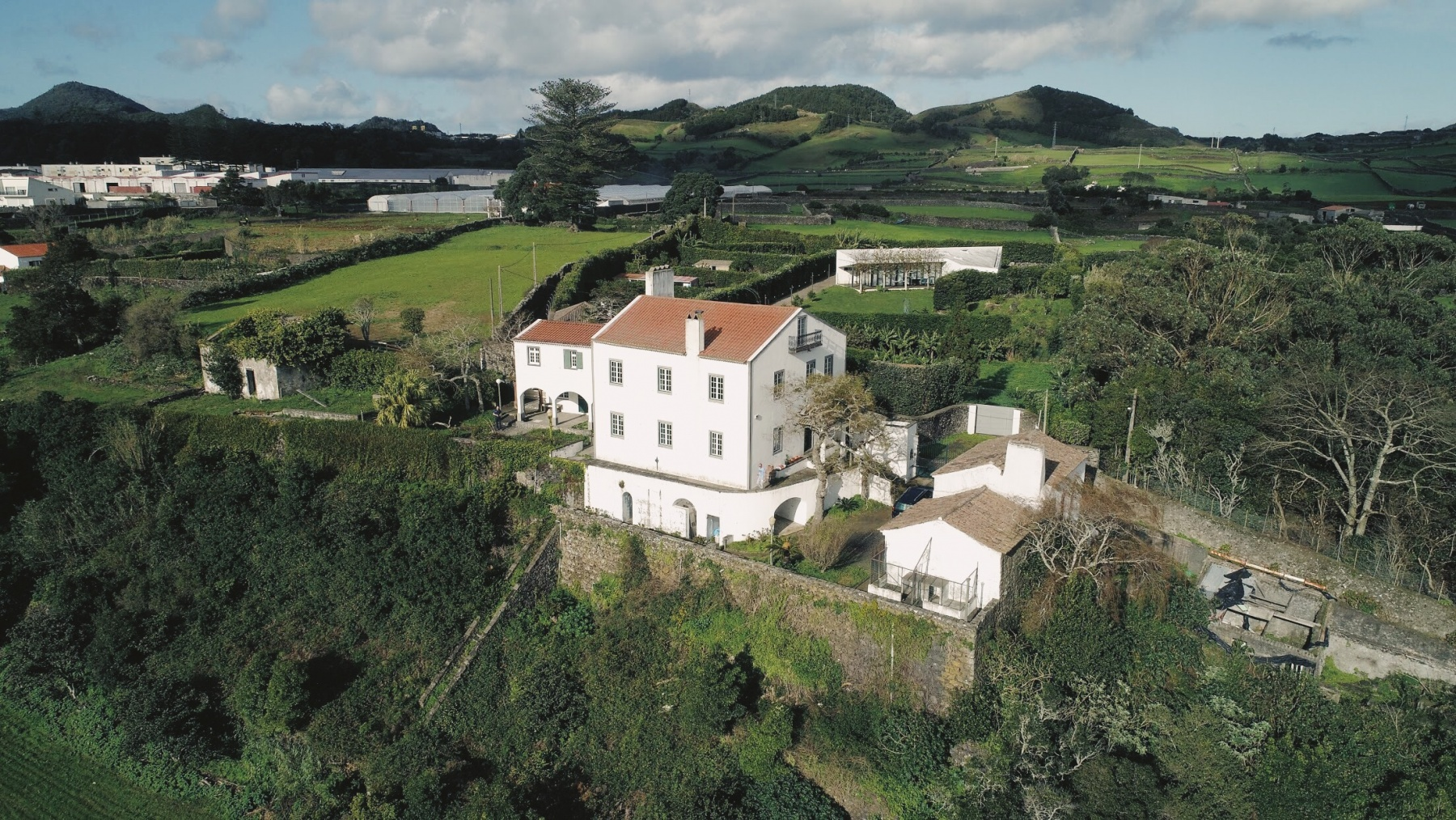 The Estate  - A leading sustainable hotel here in the Azores