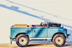 Land Rover concept art