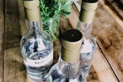 Baleia Gin in progress