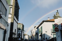 Rainbow in Ponta Delgada