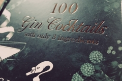 New gin cocktail book