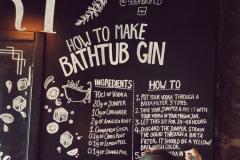 How to make bathtub gin
