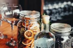 Rocha Negra gin tasting