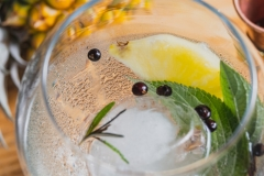A perfect Gin & Tonic