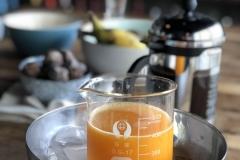 Breakfast at The Solar Branco Eco Estate