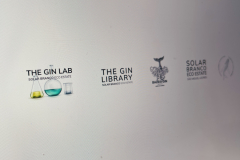New logo for The Gin Lab under way