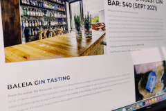 The Gin Library reaches 540 gins!