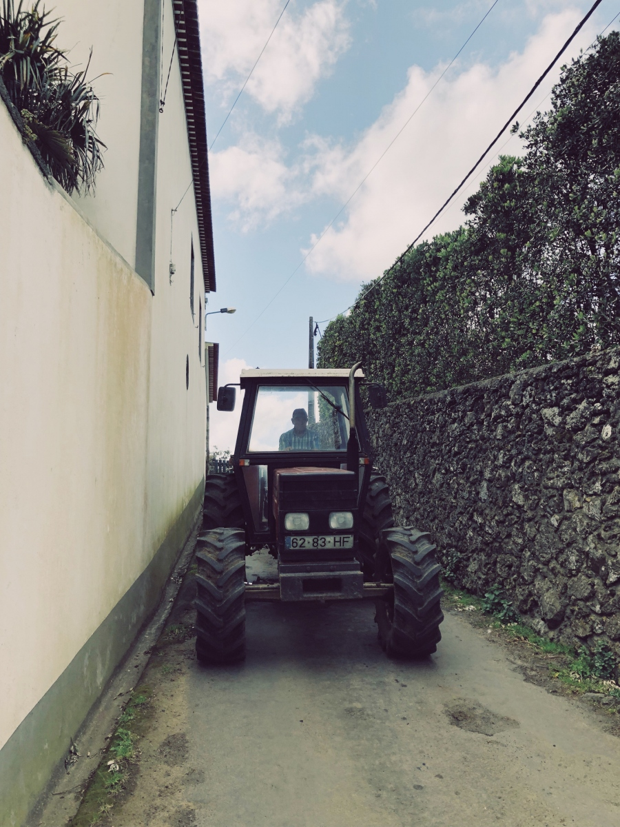 An Uber in the Azores ;)