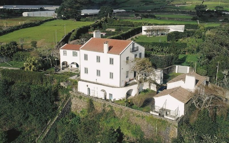 Aerial view of Solar Branco Eco Estate