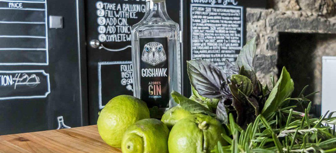 Goshawk gin azores