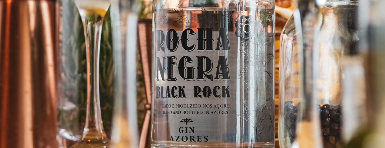 Rocha Negra Gin Azores