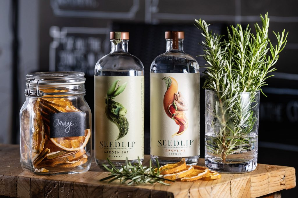 Our non-alcoholic gins