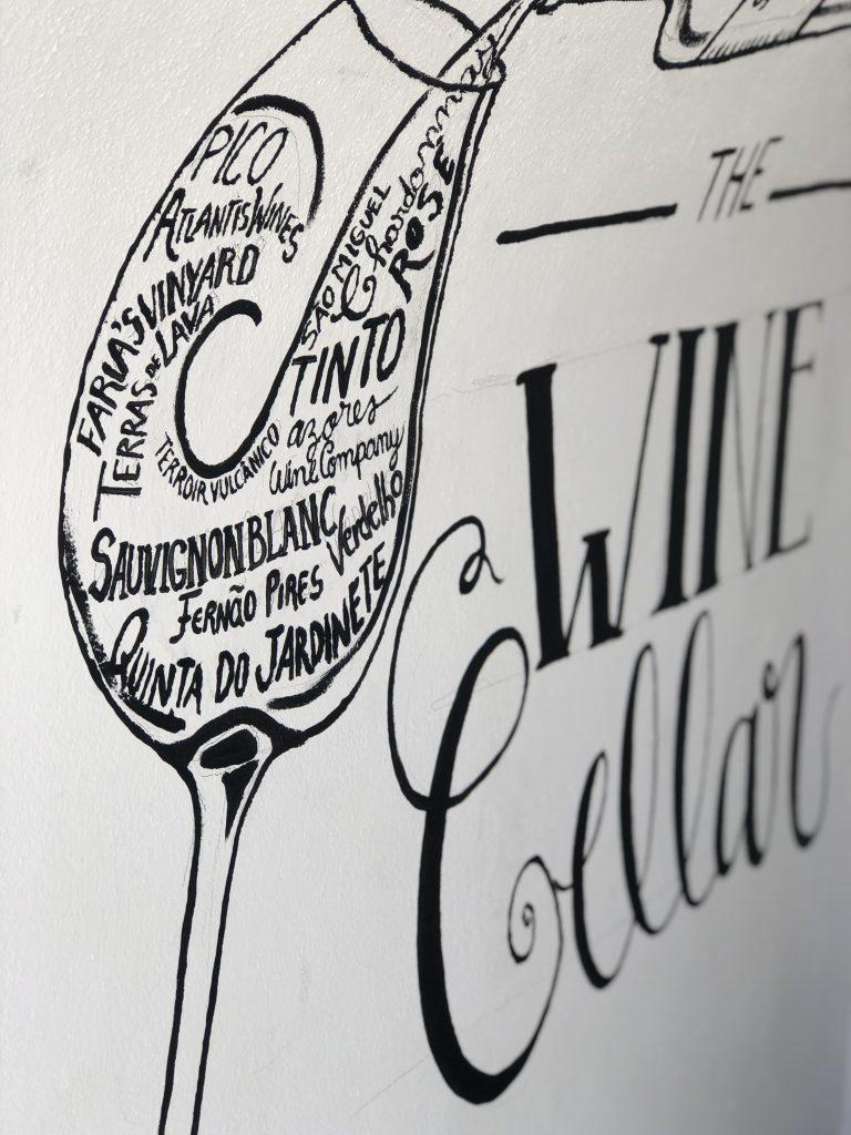 wine cellar azores